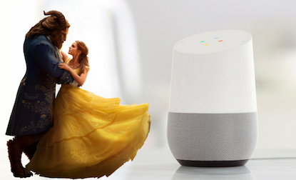 Talking Alexa: Be Our Guest